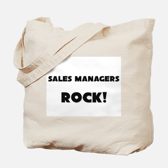 Sales Managers ROCK Tote Bag
