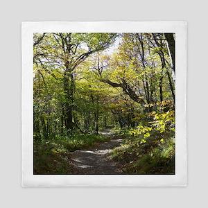 Forest Path Queen Duvet