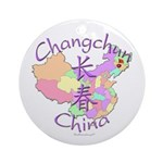 Changchun China Ornament (Round)