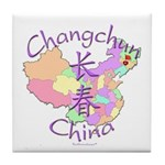 Changchun China Tile Coaster