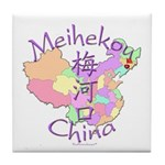 Meihekou China Tile Coaster