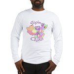 Siping China Long Sleeve T-Shirt