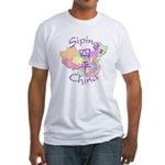 Siping China Fitted T-Shirt