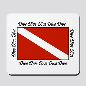 Dive Designs Mousepad