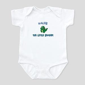 Kaleb - Dinosaur Brother Infant Bodysuit