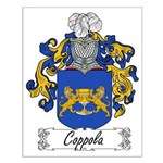 Coppola Family Crest Small Poster