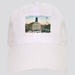 Boston Massachusetts MA Cap