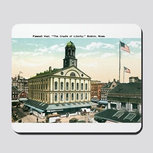 Boston Massachusetts MA Mousepad
