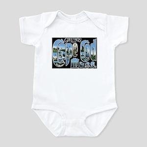 Cape Cod Massachusetts MA Infant Bodysuit