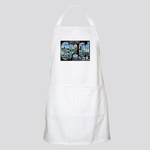 Cape Cod Massachusetts MA BBQ Apron
