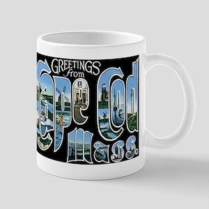 Cape Cod Massachusetts MA Mug
