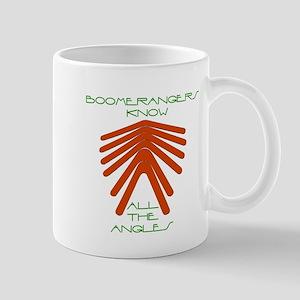 Boomerangles Mug