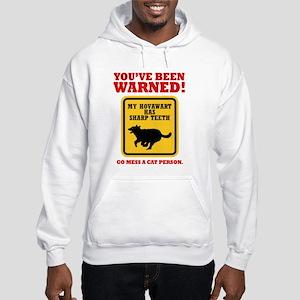 Hovawart Hooded Sweatshirt
