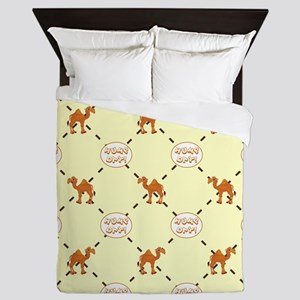 HUMP DAY Queen Duvet