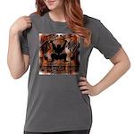 Bodybuilding Squats A Womens Comfort Colors® Shirt