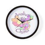 Anshan China Wall Clock