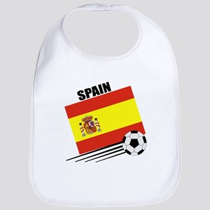 Spain Soccer Team Bib