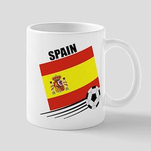 Spain Soccer Team Mug