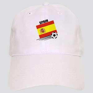 Spain Soccer Team Cap