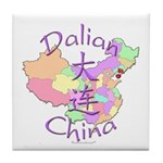 Dalian China Tile Coaster