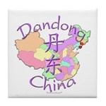 Dandong China Tile Coaster