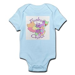 Fushun China Infant Bodysuit
