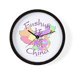 Fushun China Wall Clock