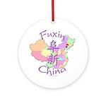 Fuxin China Ornament (Round)