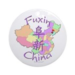 Fuxin China Ornament (Round)