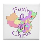 Fuxin China Tile Coaster