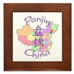 Panjin China Framed Tile