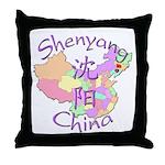 Shenyang China Throw Pillow