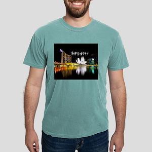 Singapore_11x9_CalendarPrint_Ma T-Shirt
