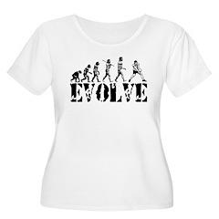 Volleyball Evolution T-Shirt