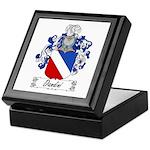 Dandini Family Crest Keepsake Box