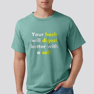 hash with a salt T-Shirt