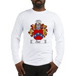 Danzi Family Crest Long Sleeve T-Shirt
