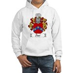 Danzi Family Crest Hooded Sweatshirt