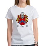 Danzi Family Crest Women's T-Shirt