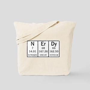 NErDy Tote Bag