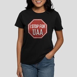 UAA Women's Dark T-Shirt