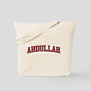 ABDULLAH Design Tote Bag