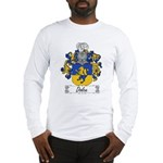 Dolce Family Crest Long Sleeve T-Shirt