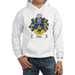 Dolce Family Crest Hooded Sweatshirt