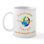 I'll rock your world Mug