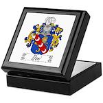 Doni Family Crest Keepsake Box