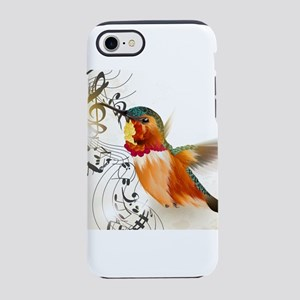 SONG BIRD iPhone 8/7 Tough Case