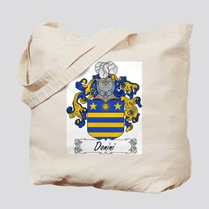 Donini Family Crest Tote Bag