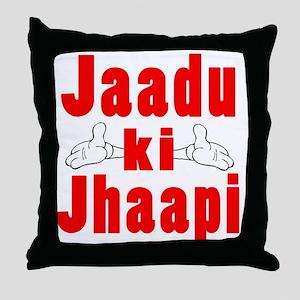 Jaadu Ki Jhaapi Throw Pillow