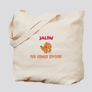 Jalen - Middle Brother Tote Bag